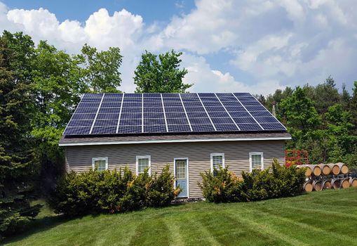 SunPower Solar Panel Dealer in Michigan