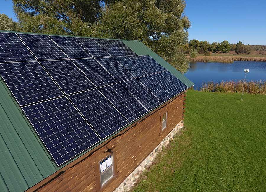 Jackson, Michigan Solar Panel System