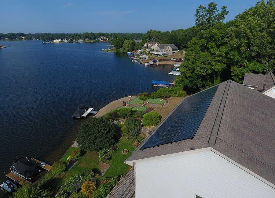 Michigan Residential Solar Panels