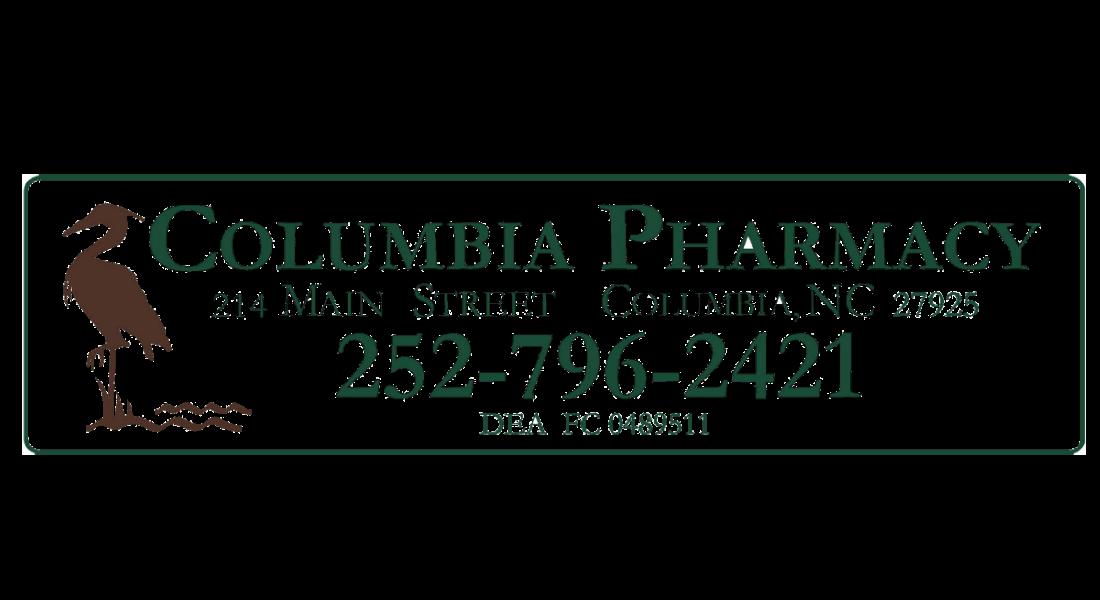 New - Columbia Pharmacy