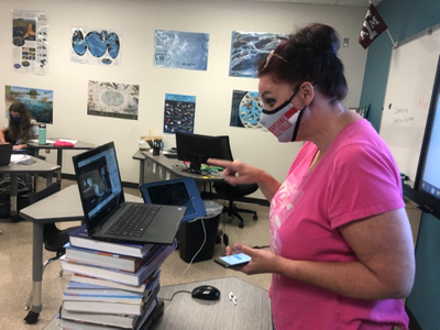 Michelle Marinangel Classroom