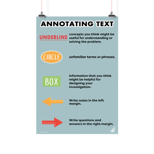 Annotating Text Poster Hanging.png