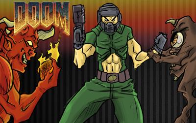 Doomcover