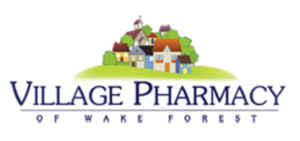 Logo - Village Pharmacy Of Wake Forest - Smaller.png