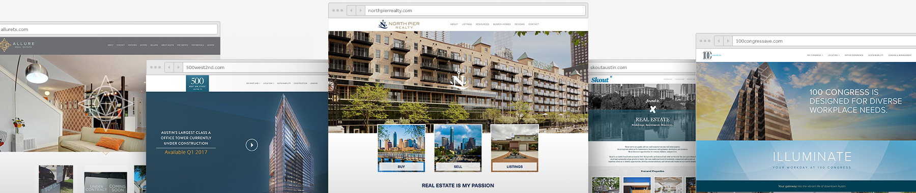 Real Estate Customer Examples