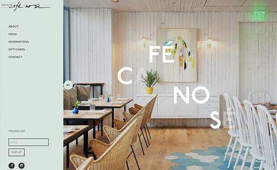 Cafe' No Se'