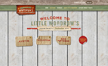 Little Woodrow's