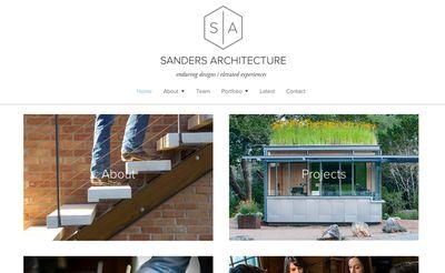 Sanders Architecture