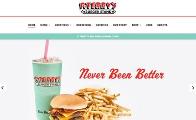 P.Terrys Burger Stand