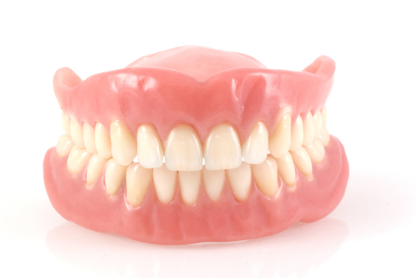 Complete dentures are for patients who do not have any teeth.