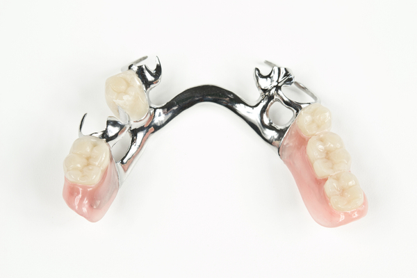 A partial denture is a way to replace one or more missing teeth