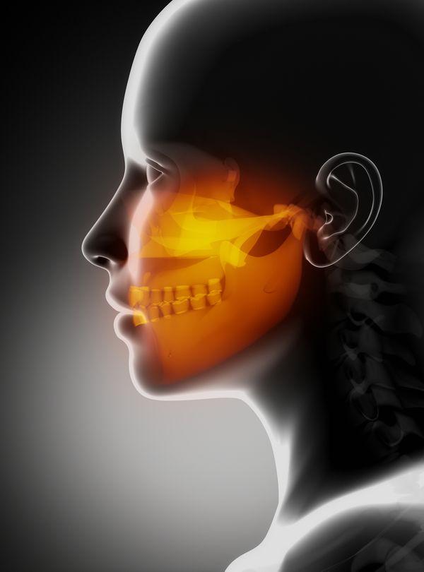 TMJ Disorder involves sliding or rotation of TMJ.
