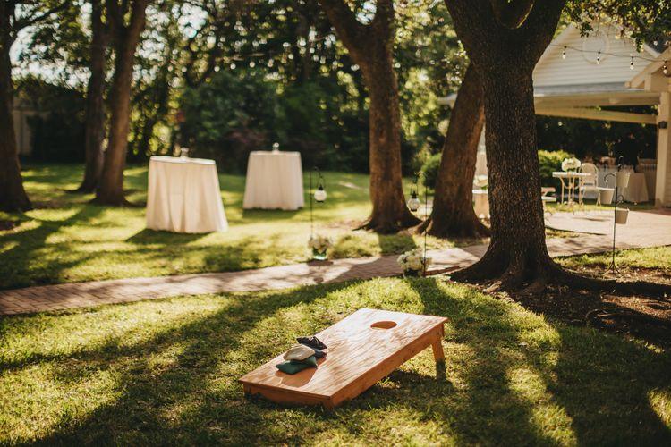 Outdoor Wedding Venue near Austin, Texas