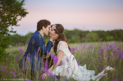 Rustic Texas Hill Country Wedding Venue