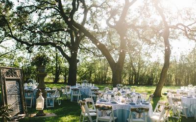 Outdoor Wedding Austin, TX