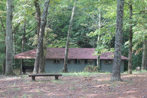Clear Creek Camp cabins.JPG