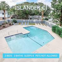islander c1 - surfside beach vacation rentals