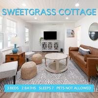 surfside beach vacation rental - sweetgrass cottage