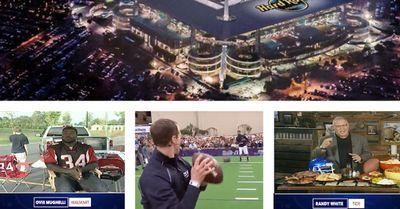 Superbowl media coverage
