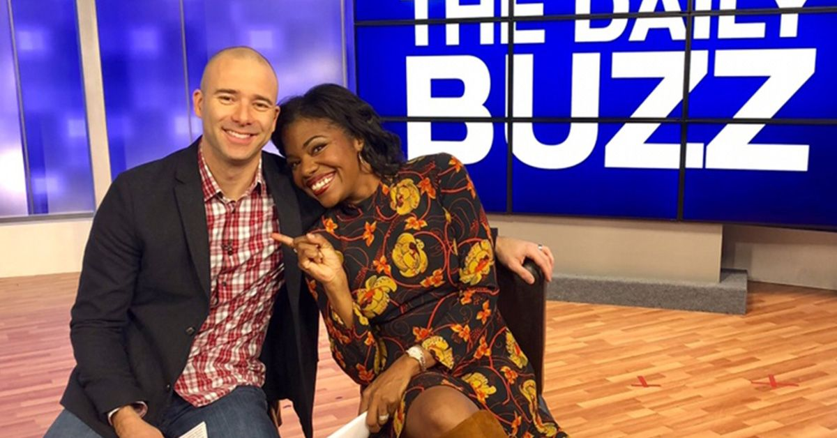 The Daily Buzz hosts