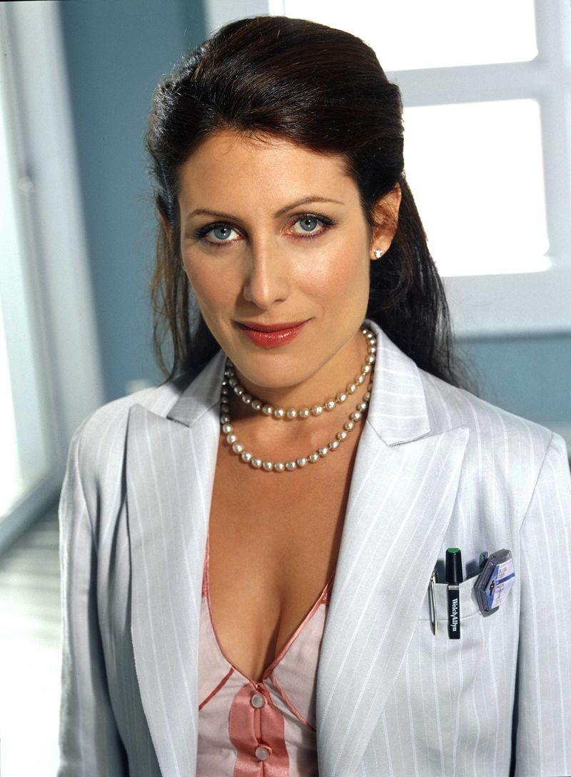 Lisa Edelstein Everyday Goddess The Society Chronicles