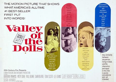 53ef6938977667 SEXY 60 S  AUSTIN FILM SOCIETY SCREENS VALLEY OF THE DOLLS FILM AS  FUNDRAISER ‣