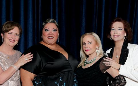 Lynn Birdwell, Christina Wells, Carolyn Farb and Susan DeBakey.png