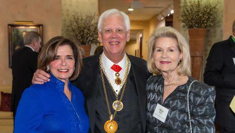 Rose Betty Williams, Jerry Gatlin and Susan Auhler.jpg