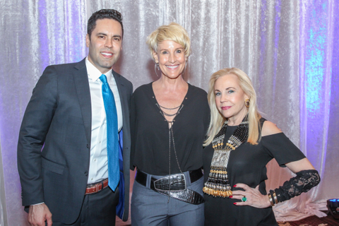 Gabe Canales, Erin Brockovich and Carolyn Farb.jpg