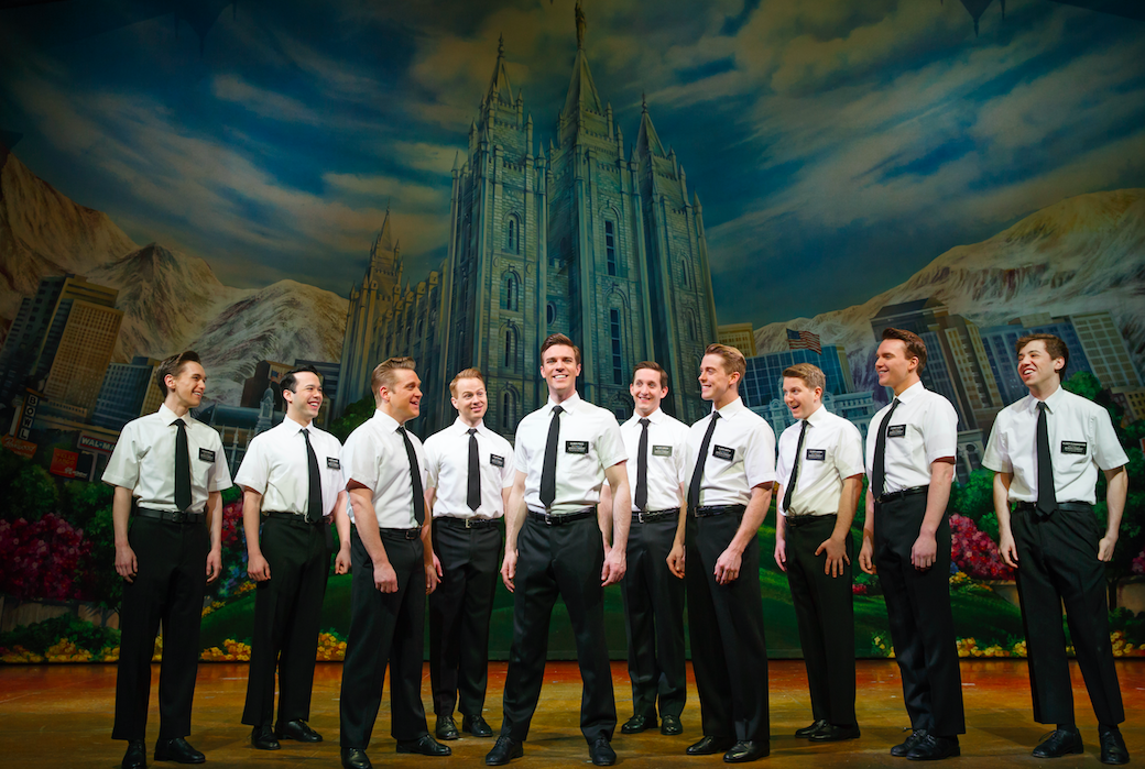 2 The Book of Mormon Company.  The Book of Mormon.  Credit Joan Marcus.png