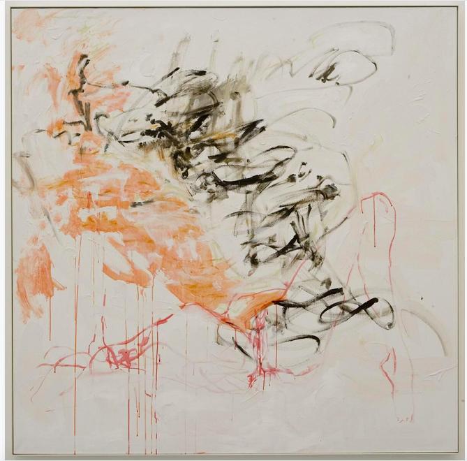Tracey Emin. Hurricane, 2007.png