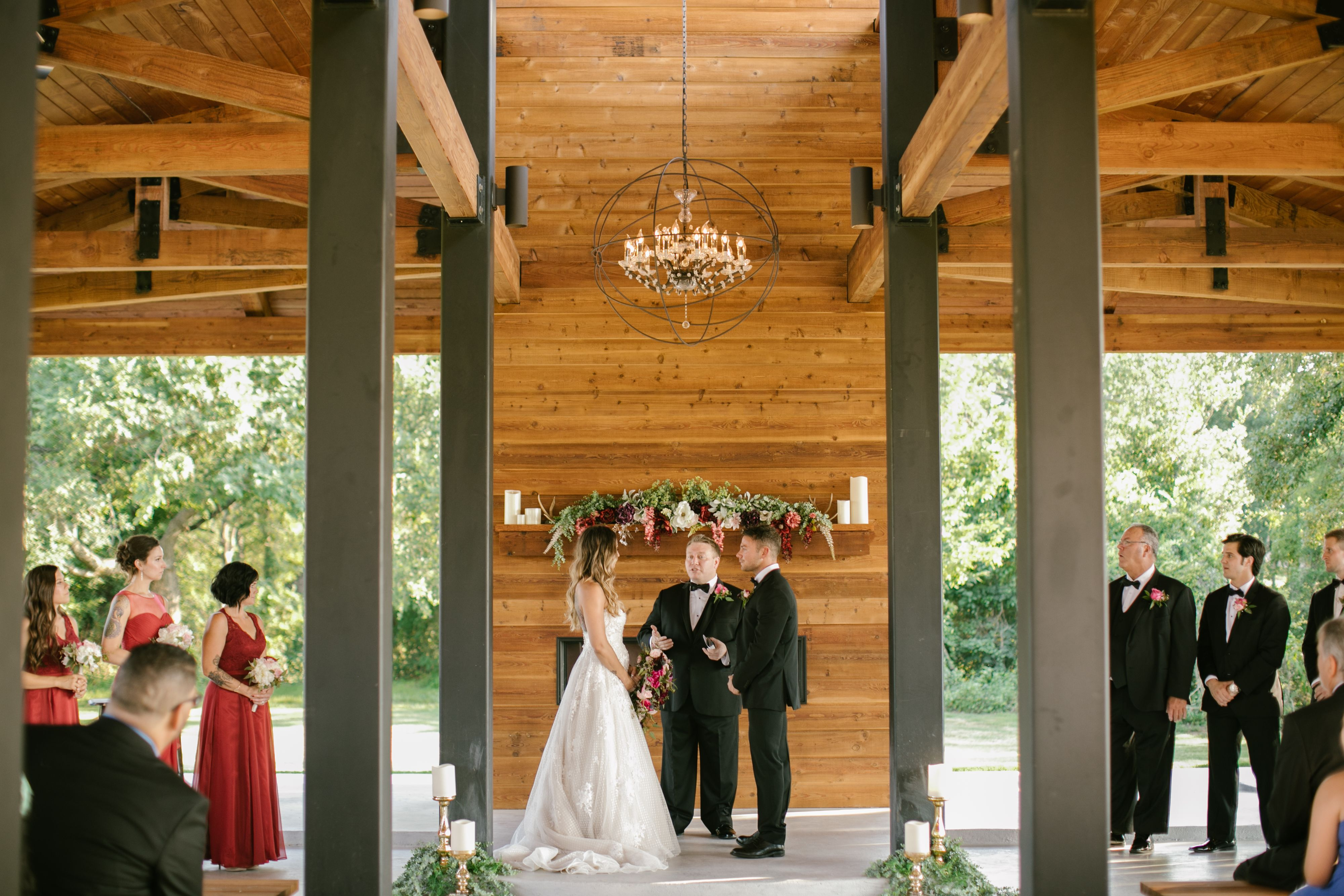 Morgan Creek Barn | Aubrey