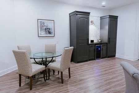 Private Suite with Storage