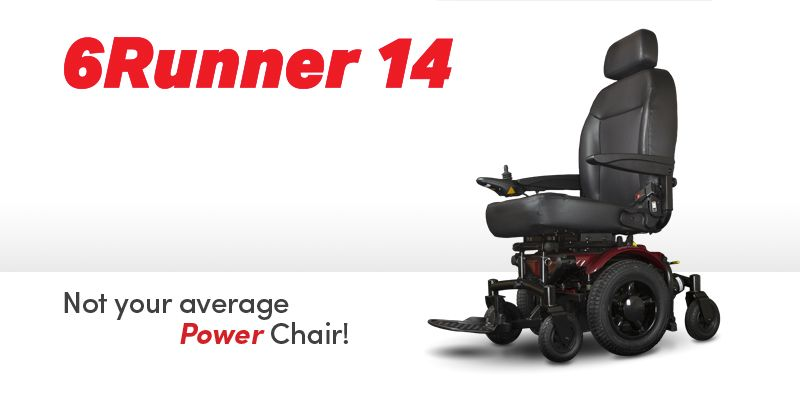 SHOPRIDER Mobility Products
