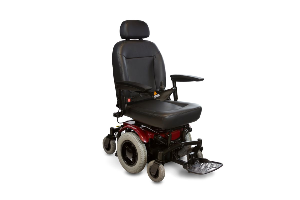 6Runner 14 - SHOPRIDER Mobility Products on