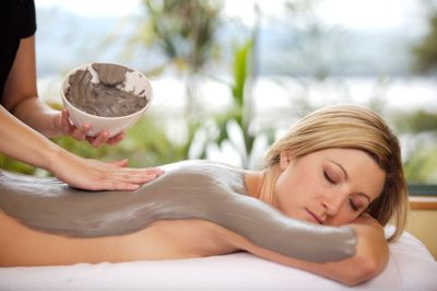 Indulge in A Body Treatment