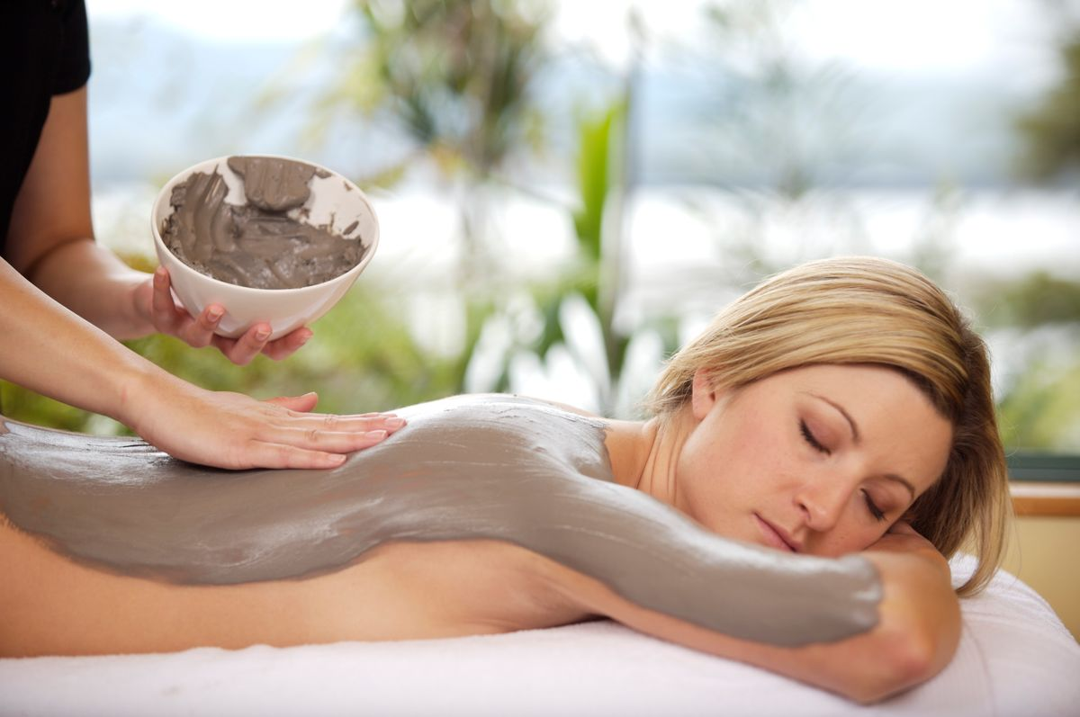Indulge in A Body Treatment