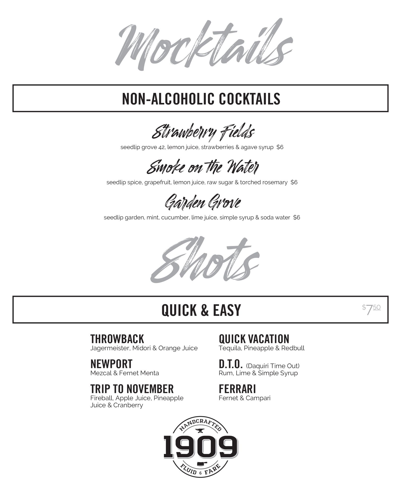 1909 Cocktail Menus NA and SHOTS.jpg