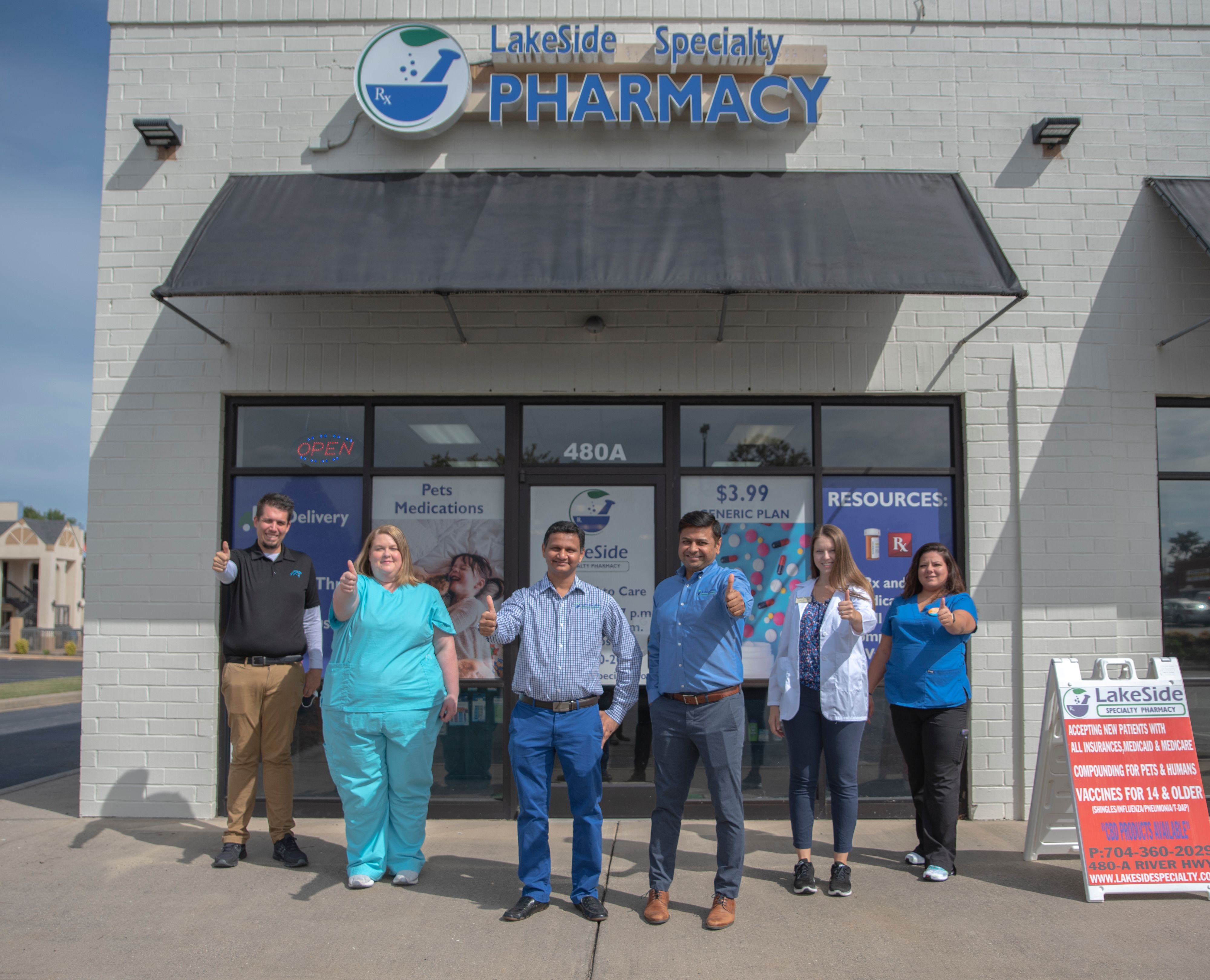 Welcome To Lakeside Specialty Pharmacy