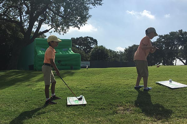 San Antonio Golf Lessons