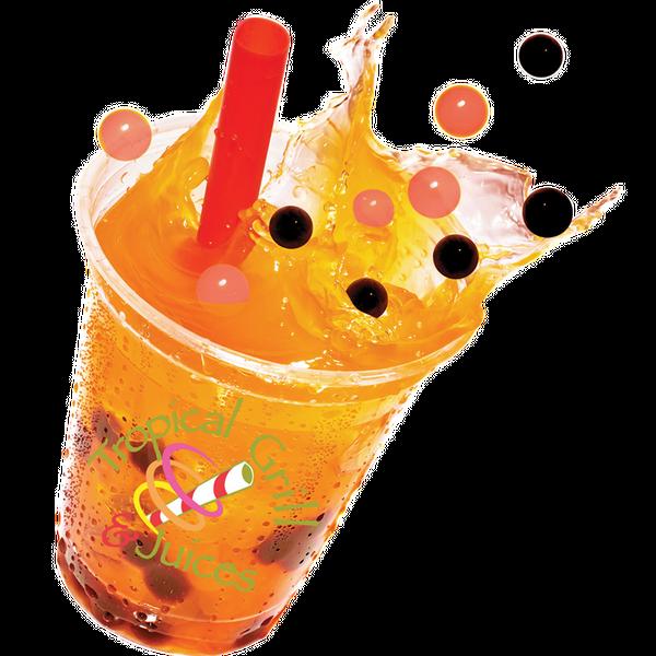 Bubble Fruit Tea