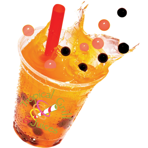Bubble Fruit Tea