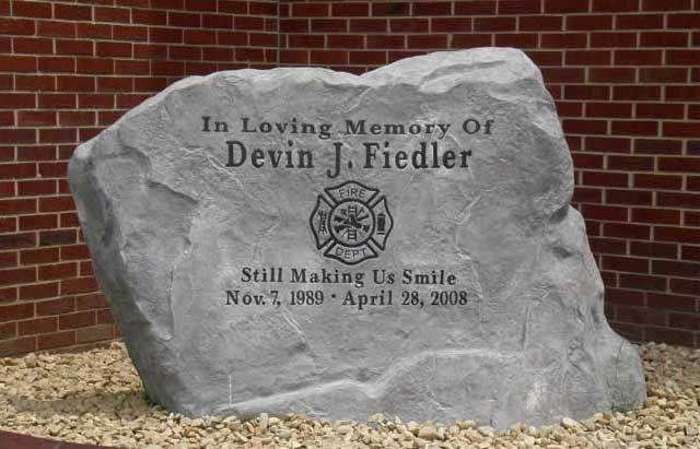 Headstones, Memorials and Memorial Benches