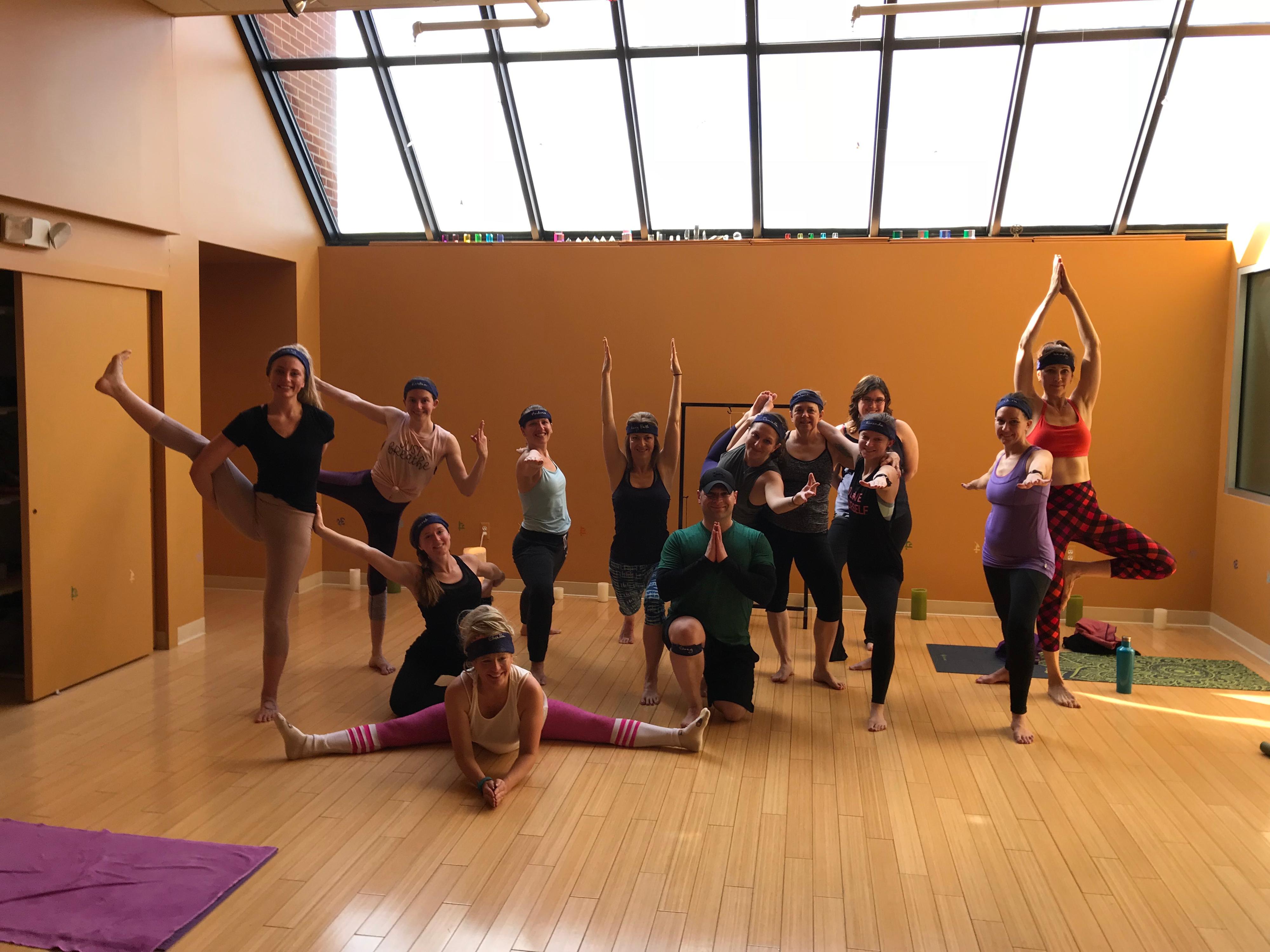 Yoga Teacher Training Updog Yoga