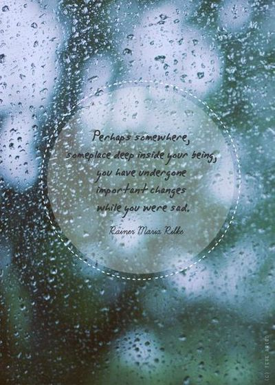 RabbiJessicaMarshall.com | Rainer Maria Rilke quote