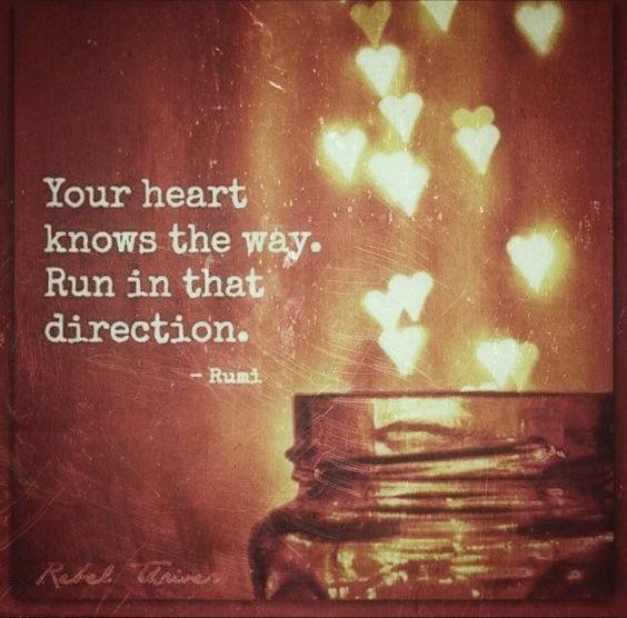 RabbiJessicaMarshall.com | Rumi quote
