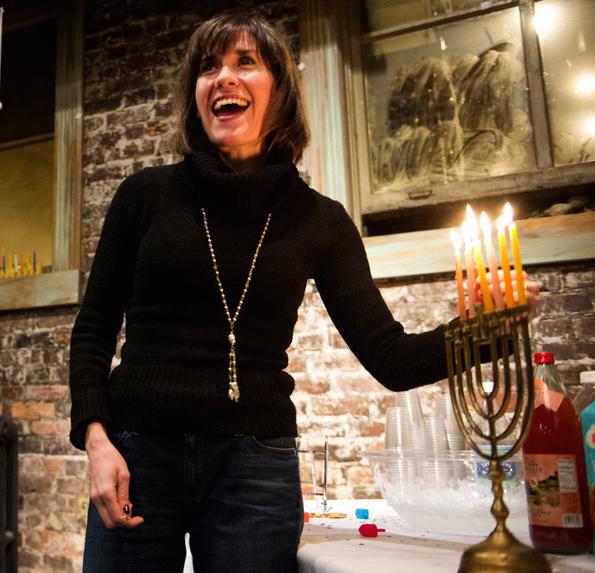 RabbiJessicaMarshall.com | Hanukkah