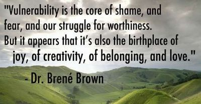 RabbiJessicaMarshall.com | Dr. Brené Brown quote