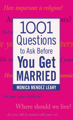 RabbiJessicaMarshall.com | 1001 Questions to Ask Before You Get Married