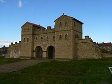 RabbiJessicaMarshall.com | Roman Fortress